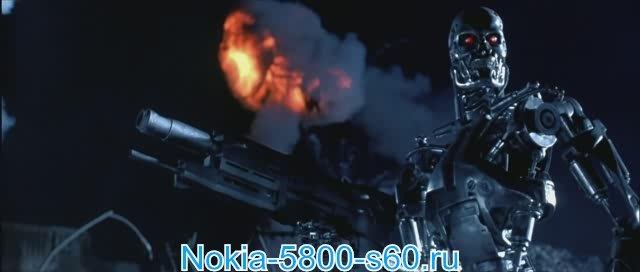 Терминатор 2: Судный День / Terminator 2: Judgment Day -  скачать фильмы для Nokia 5235 Нокиа 5800 5530 N97 mini X6