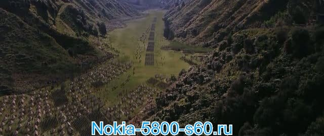 Фильмы для Nokia 5800, N97, 5530, 5230: Последний Самурай  / The Last Samurai