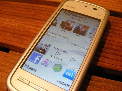 фото Nokia 5230 photo - Нокиа 5230
