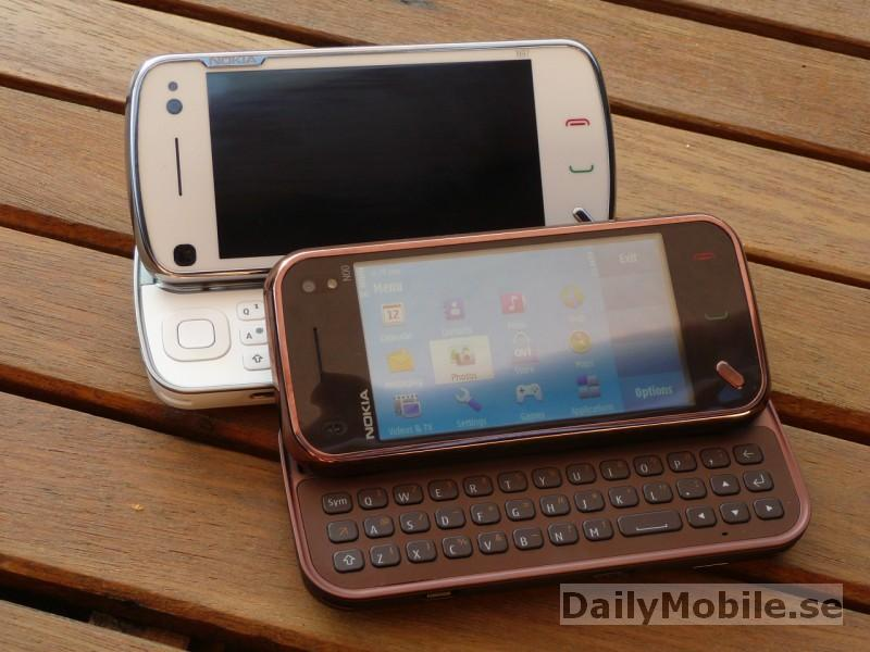 Nokia N97 Mini Темы