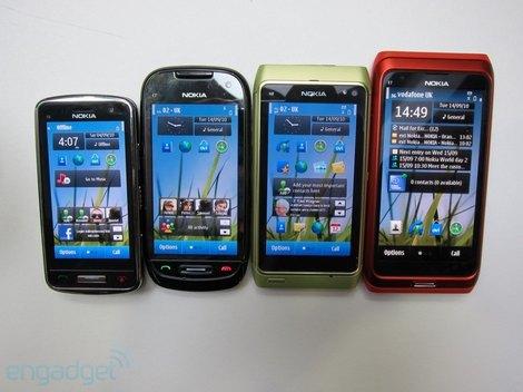 фото Nokia C6-01 (Нокиа с6-01)