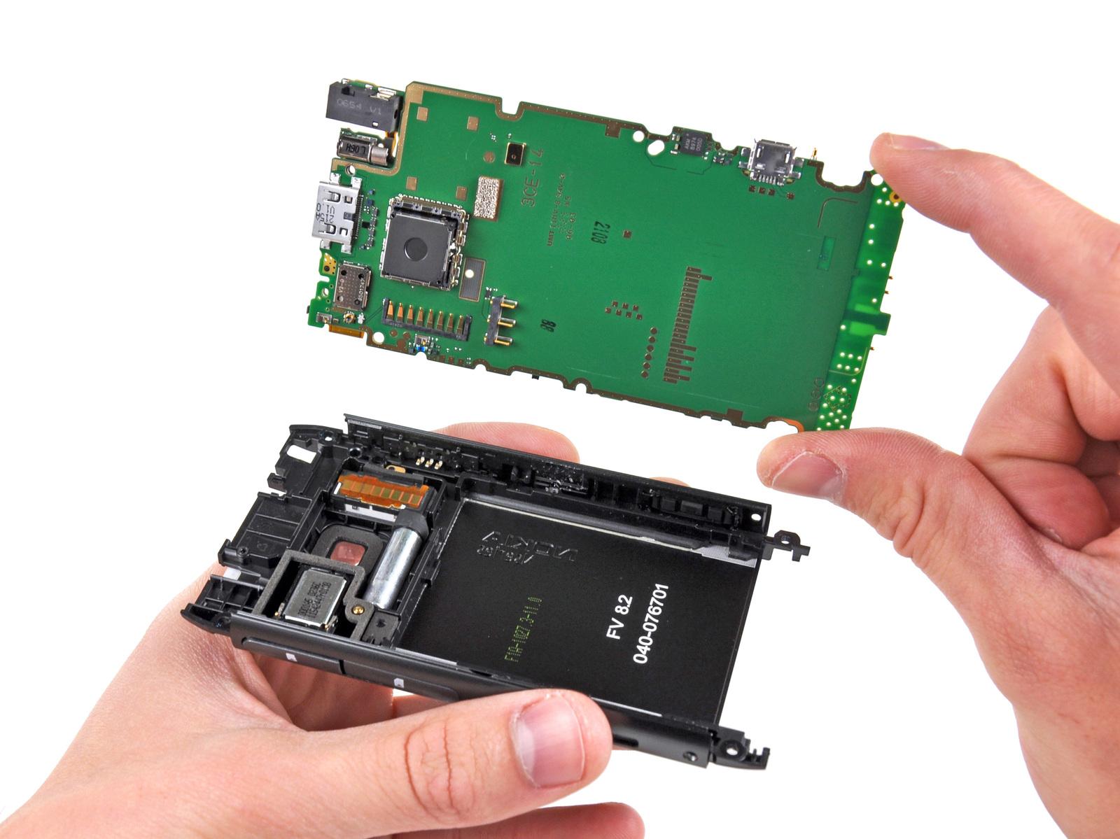 Системная Плата Nokia
