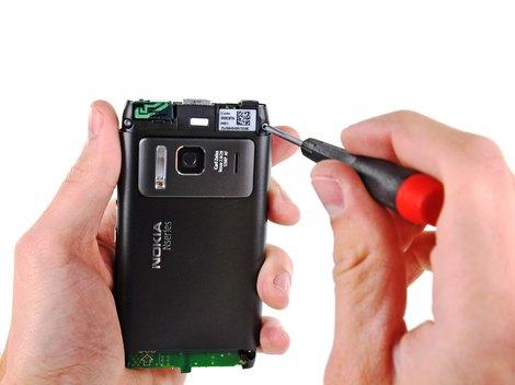 системной платы Nokia N8