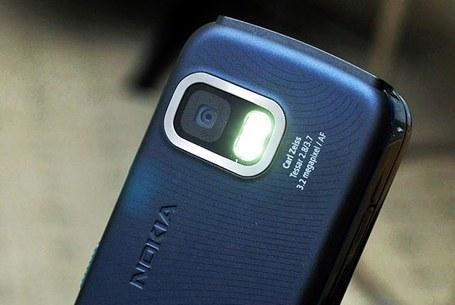 Качественные фото с камеры Nokia 5800 Нокиа фотографии снимки