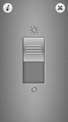Программа Bright Light Touch (фонарик из вспышки) для Nokia 5800, N97, 5530