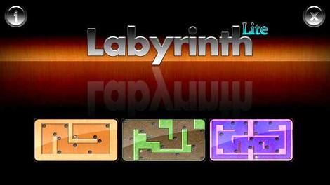 скачать игры для Нокиа 5800, N97, 5530 - Labyrinth Lite