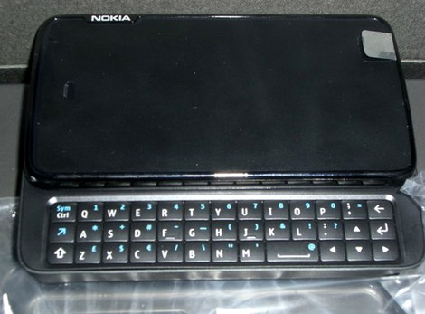 Купить Nokia N900 Rover цена - интернет-планшет на OS Maemo