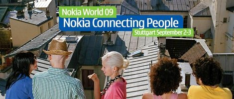 Nokia 5900 Нокиа - Nokia World 2009 Stuttgart 2 3 September