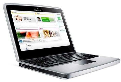 нетбук Nokia Booklet 3G