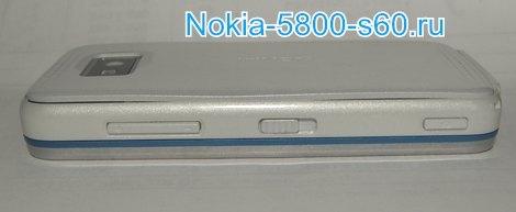 Использование Nokia 5530 вместе с аккумулятором BL-5J (от Nokia 5800)