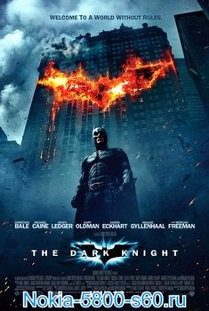 Фильмы для Nokia 5800, 5530, N97, 5230, X6: Темный Рыцарь / The Dark Knight