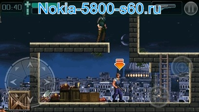 Игра Splinter Cell: Conviction для Nokia 5230, X6, N97 mini скачать