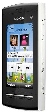 дешевый сенсорный телефон Nokia 5250