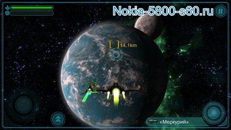 Galaxy on Fire - игры для Nokia С7