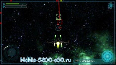 Galaxy on Fire - игры для Nokia С6-01