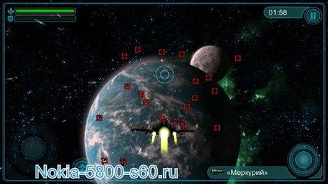 Galaxy on Fire -  игры для Nokia N8