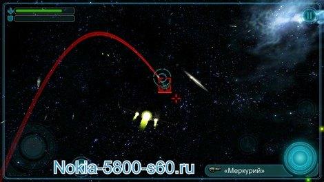 Galaxy on Fire -  игры для Nokia C6-01