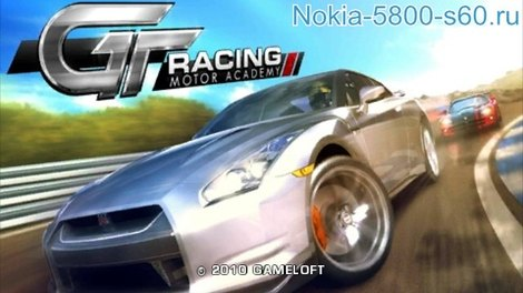 Игра GT Racing: Motor Academy HD  для Nokia N8, C7, E7, C6-01
