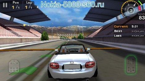 Скачать гонки Nokia N8