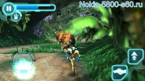 Игра James Cameron`s Avatar HD (Аватар  Джеймса Камерона) - игры для Nokia N8