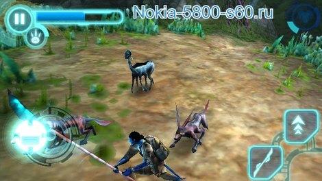 Игра Аватар для Nokia N8, C7, C6-01, E7