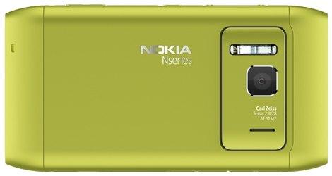 камера Nokia N8