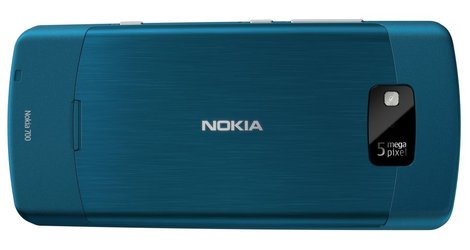 Нокиа 700 синий